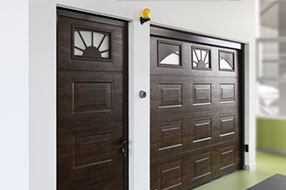 Боковая дверь для ворот Alutech | Фото 2.
