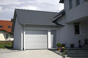 Боковая дверь для ворот Alutech | Фото 4.