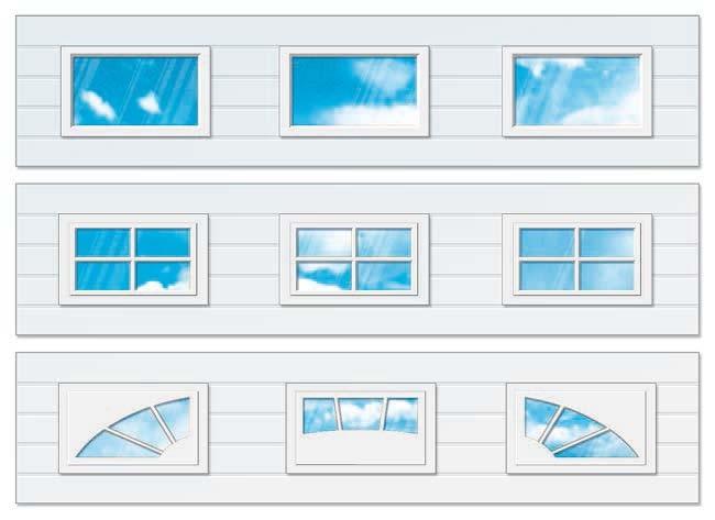 Встраиваемые окна
