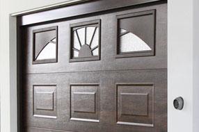 Встроенные окна для ворот Alutech | Фото 4.