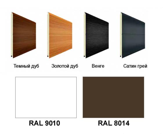 Дизайн панелей Gant Plus